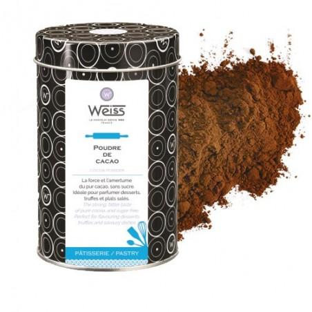 Poudre de cacao - Boîte métal