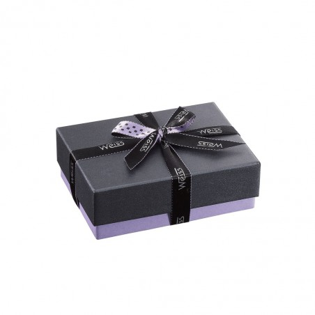 Ballotin de chocolat praliné - Boîte fermée - Coffret cadeau chocolat - Chocolat à offrir