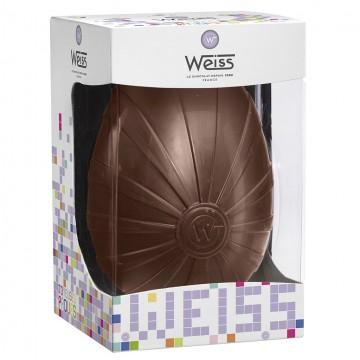 Oeuf Circus - Chocolat de Pâques Lait 38% - 460g