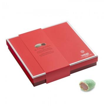 Nougamandines - Coffret fermé - Coffret cadeau chocolat - Chocolat à offrir