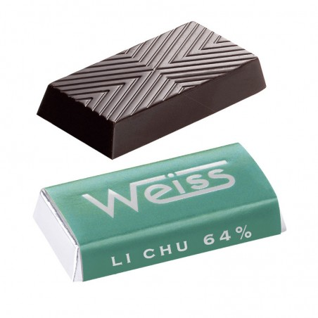 Napolitains - Chocolat individuel - Chocolat noir - Li Chu