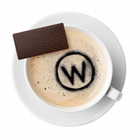 Tasse à café - Napolitain - Chocolat individuel - Chocolat noir - Li Chu