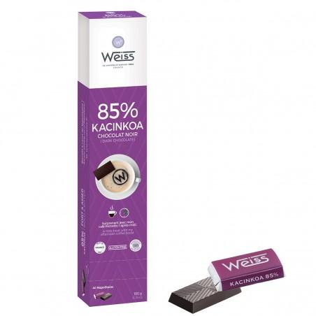 Napolitains - Chocolat individuel - Chocolat noir - Distributeur - Kacinkoa