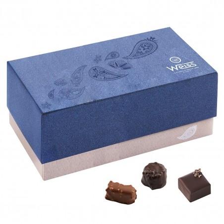 Ballotin de Chocolat Weiss, Passementerie
