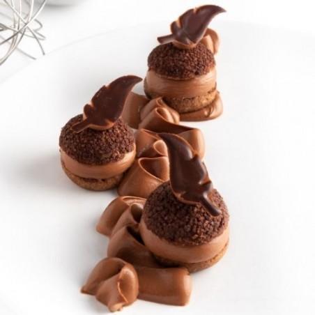 Recette chocolatée Ceïba noir