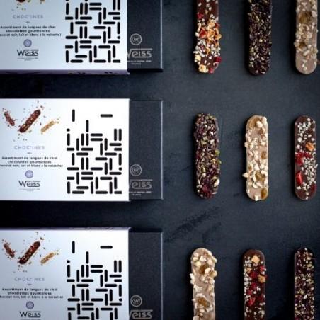 Choc'ines - Coffret de chocolat