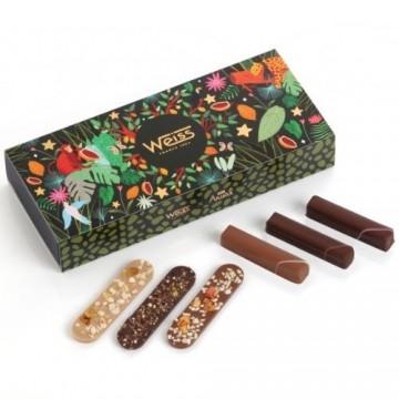 Coffret Fringant - Assortiments Chocolats de Noël - 300g