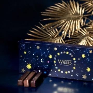 Chocolat de Noël - Coffret Comète