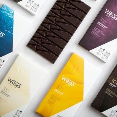 Chocolat noir Kacinkoa 85%